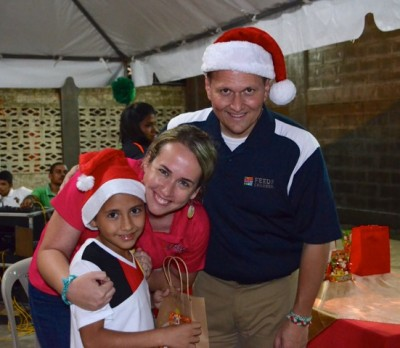 Christmas in Honduras